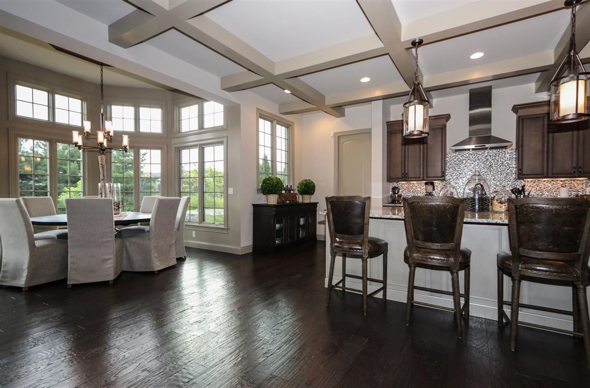 Mansions in Stunning Custom Artisan Home