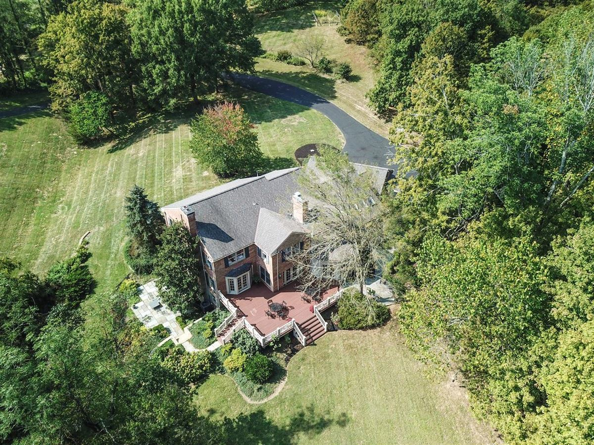 Luxury properties home Situated above Redbird Hollow