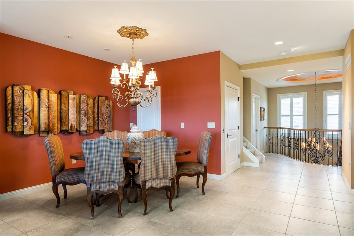Mansions in Lifestyle Townhome with Sweeping Views and no HOA