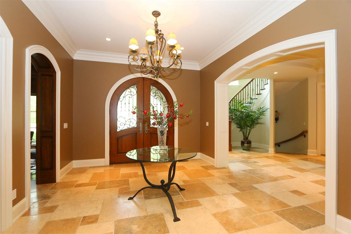 Luxury homes architectural excellence throughout