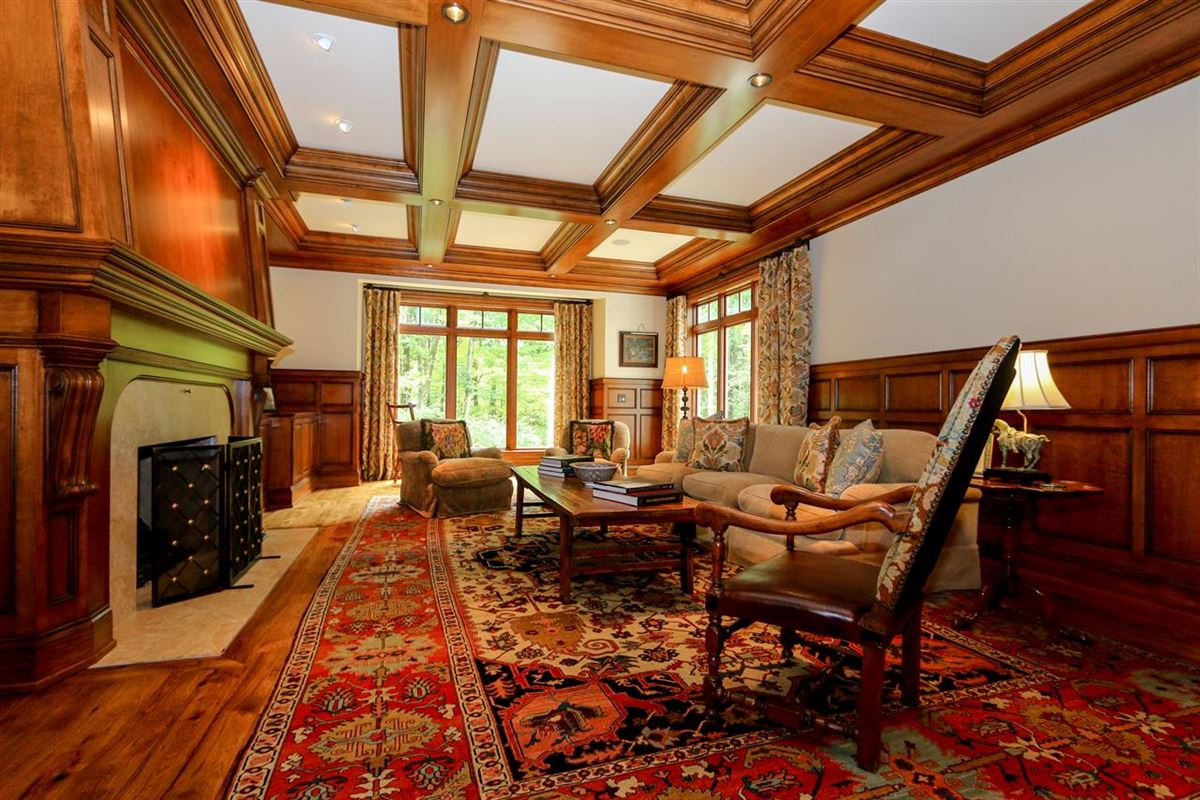 architectural excellence throughout luxury real estate