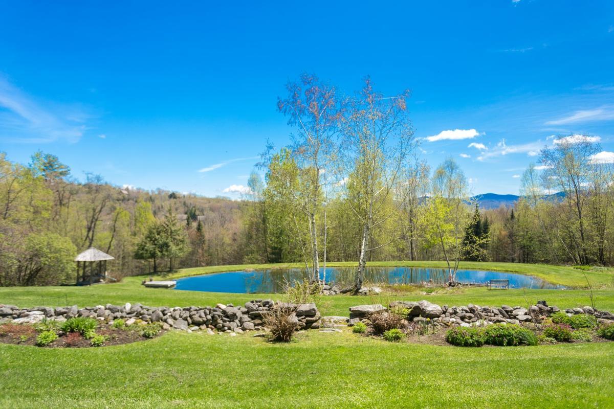 Luxury homes Quintessential Vermont