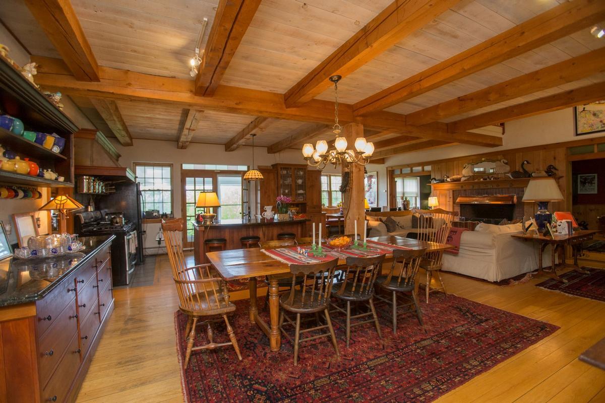 Luxury real estate Quintessential Vermont
