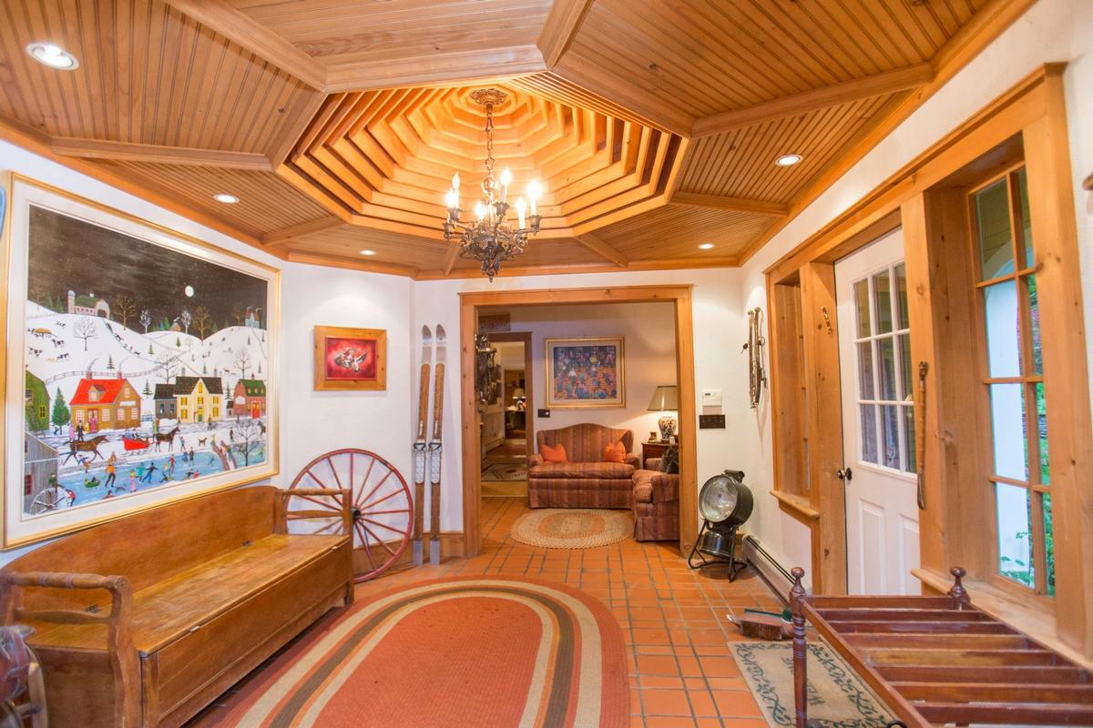 Quintessential Vermont luxury homes