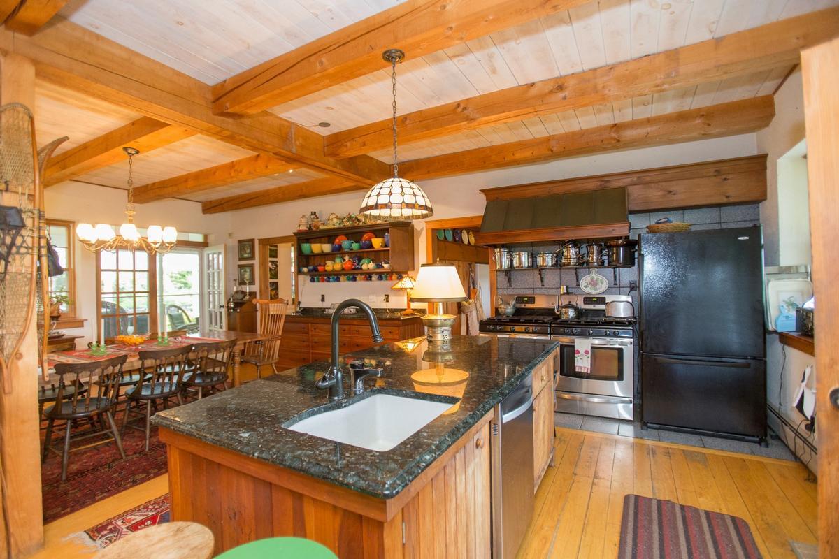 Luxury properties Quintessential Vermont