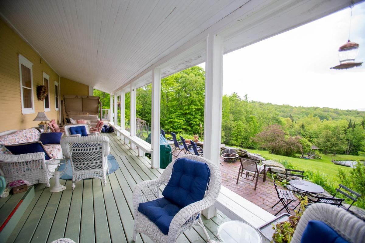 Quintessential Vermont luxury properties