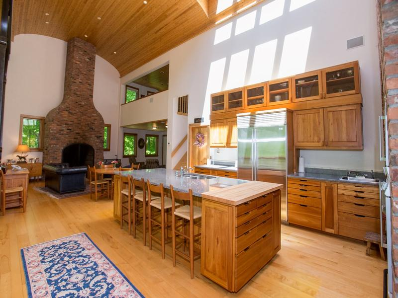 Mansions in Spruce Peak Mountain Home
