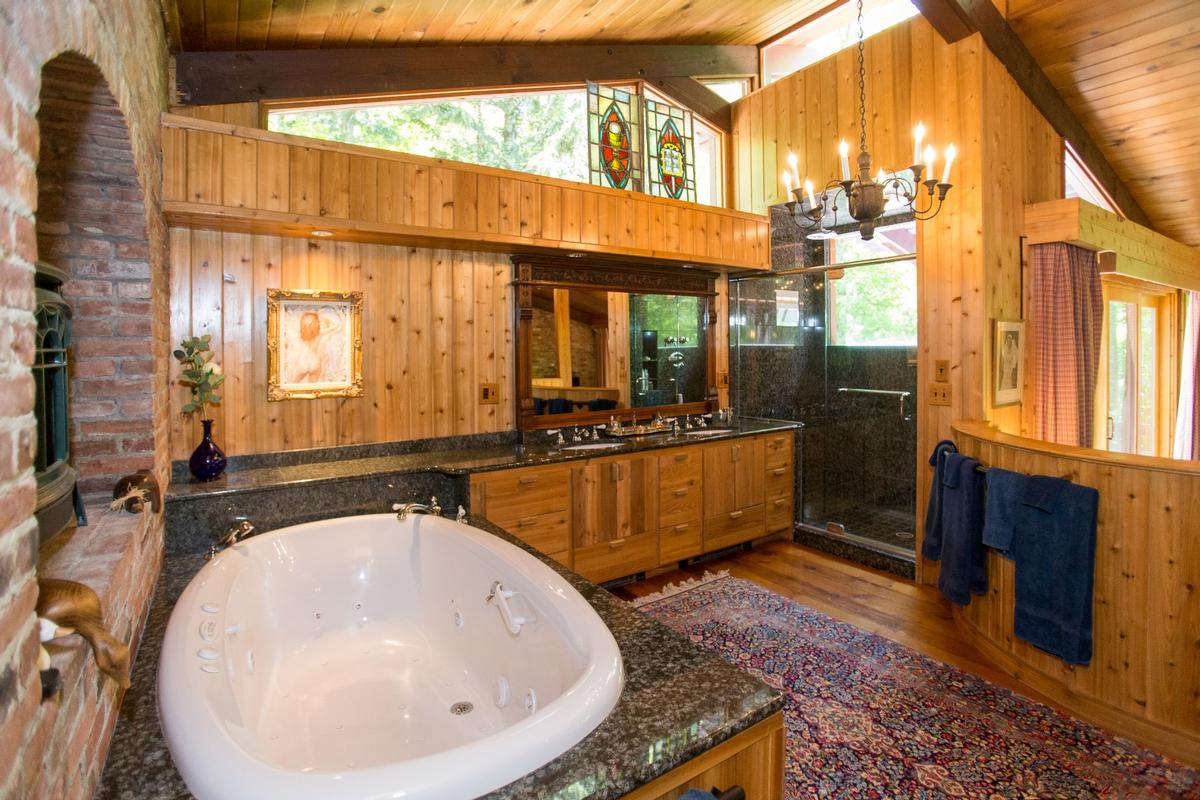 Spruce Peak Mountain Home luxury real estate