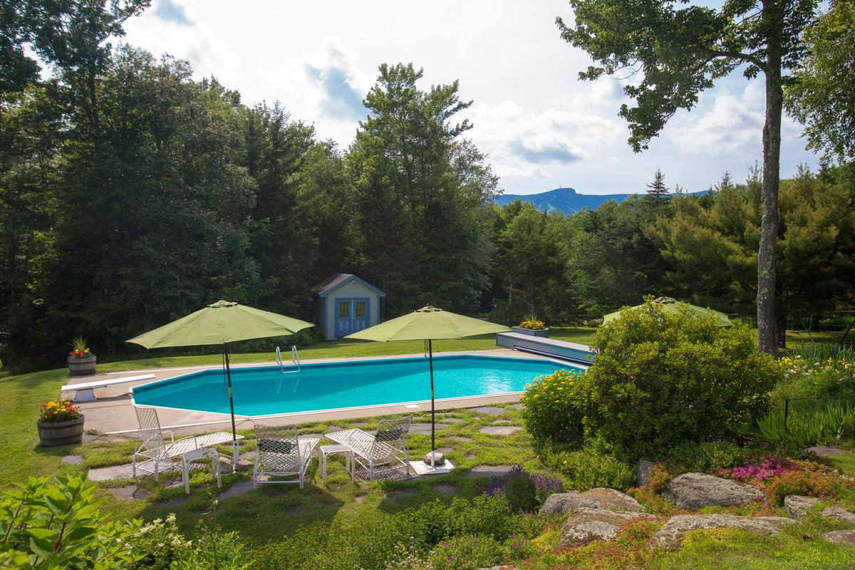 Luxury homes quintessential Vermont country living
