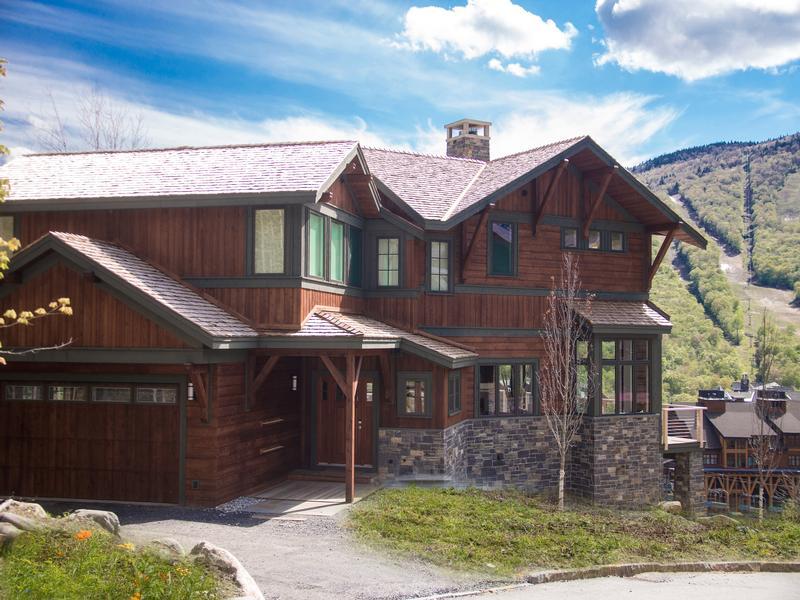 Spruce Peak at Stowe luxury real estate