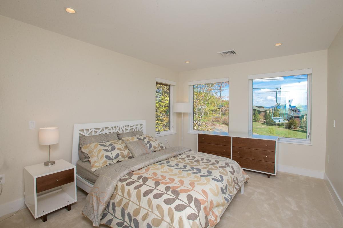 Luxury properties Spruce Peak at Stowe