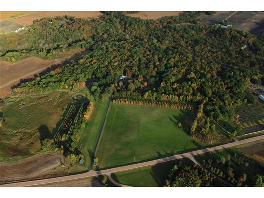 over 50 park-like acres luxury properties