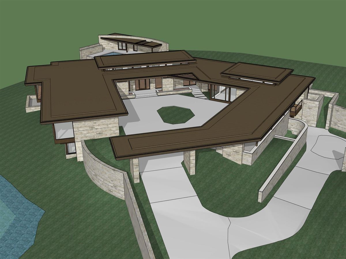 Warm modern new construction opportunity luxury homes
