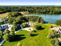 Luxury homes expansive estate on private Gem Lake