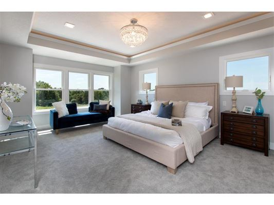 Luxury real estate  sophisticated forever home