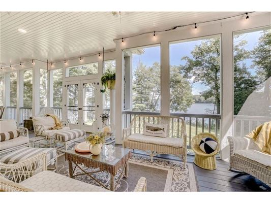Mansions Spectacular Whitefish lake family compound