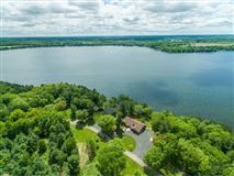 Over 27 acres with lake frontage mansions