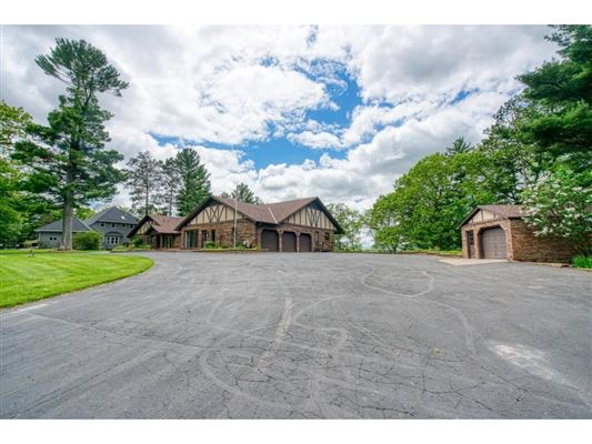 Over 27 acres with lake frontage luxury homes