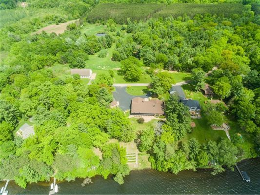 Over 27 acres with lake frontage luxury real estate