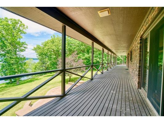Over 27 acres with lake frontage luxury properties