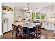 Luxury homes in beautiful home on a private lot