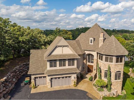 Best Bryant Lake Home mansions
