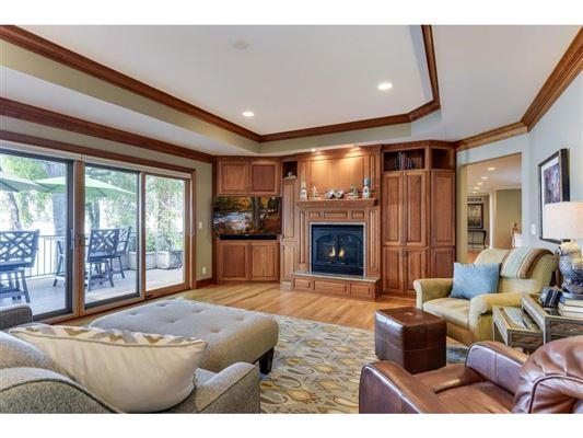 Luxury real estate SENSATIONAL LAKE MINNETONKA PROPERTY ON LARGE LOT
