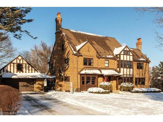 carefully preserved landmark Tudor luxury real estate