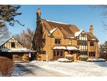 Luxury homes in carefully preserved landmark Tudor