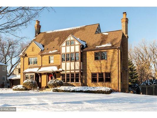 Luxury properties carefully preserved landmark Tudor
