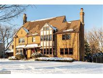 Mansions in carefully preserved landmark Tudor