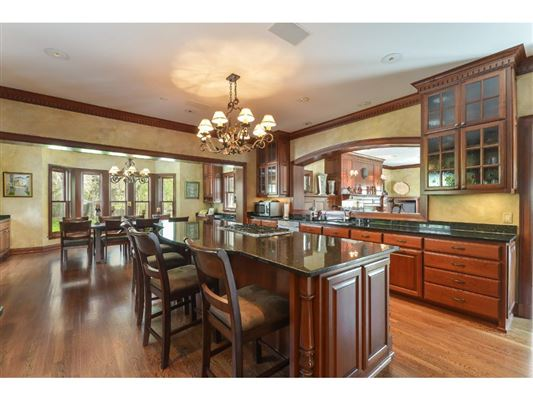 Luxury homes Magnificent estate on over four acres