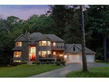 Luxury real estate Custom Home on Lake Mallalieu