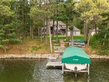 Custom Home on Lake Mallalieu luxury real estate