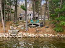 Mansions in Custom Home on Lake Mallalieu