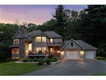 Custom Home on Lake Mallalieu luxury homes