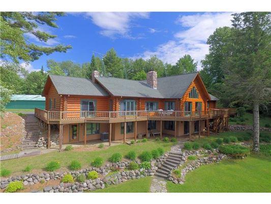 Mansions Long Lake Estate