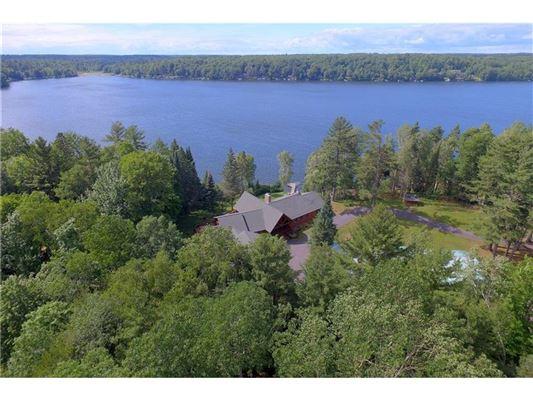 Long Lake Estate mansions