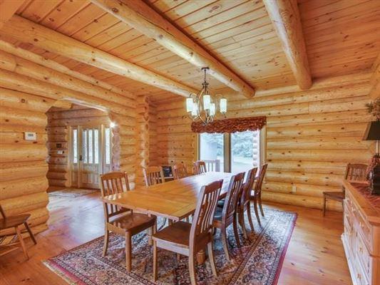 Long Lake Estate luxury homes