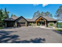 Luxury homes in new construction on Long Lake