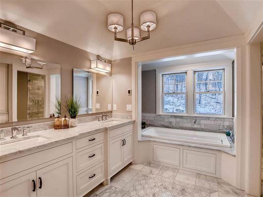 Luxury properties Extraordinary new construction in edina