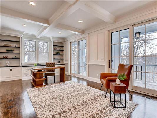Extraordinary new construction in edina luxury properties