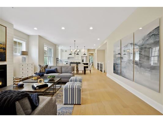 immaculate new construction luxury town home luxury homes
