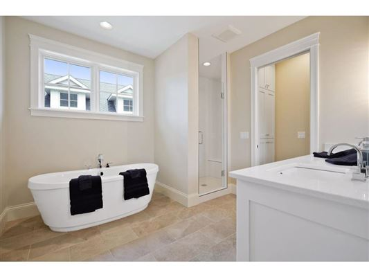 Mansions in immaculate new construction luxury town home