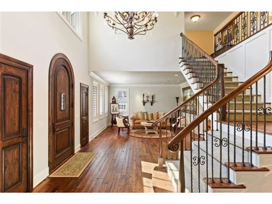 Luxury properties one of the most admired estates in Edina