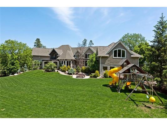 one of the most admired estates in Edina mansions