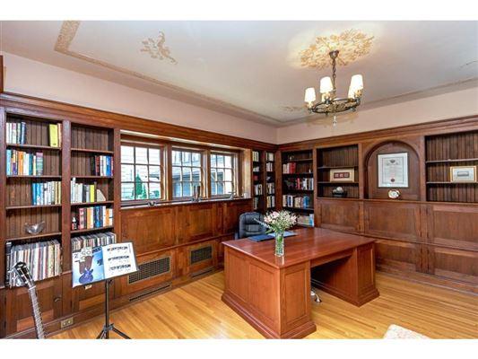 Luxury properties a historic Tudor Home