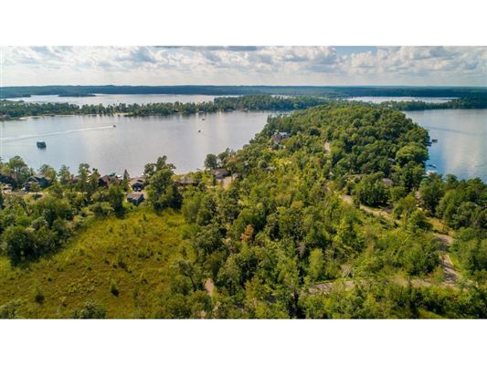 Mansions private nine-acre Gull Lake property