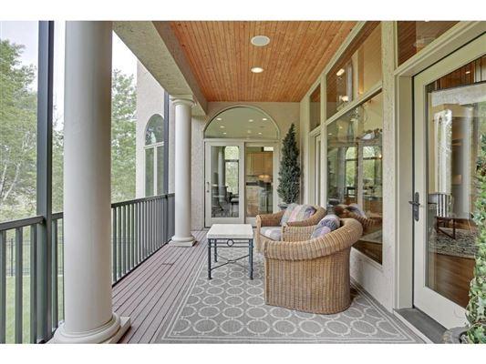 Luxury homes Sumptuous, custom built home in blaine