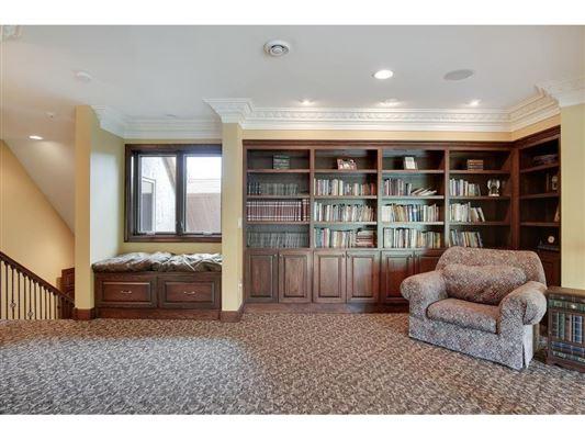 Sumptuous, custom built home in blaine mansions